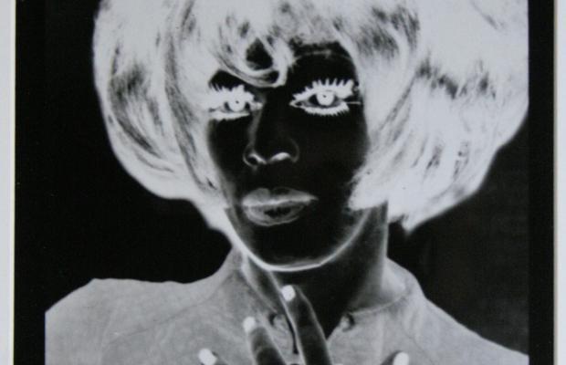 Andy Warhol, serie Ladies and Gentleman, 1975