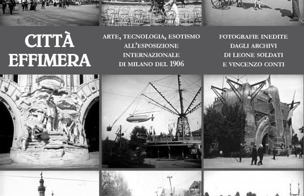 Città effimera, copertina volume, ed. Mazzotta, 2015