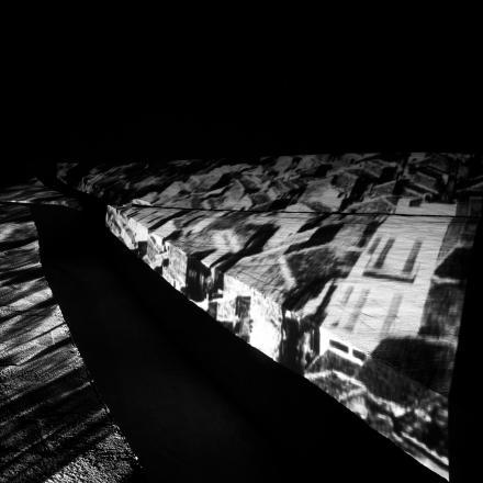 Giuseppe Iannello, Il Cretto e il vecchio paese, 2017