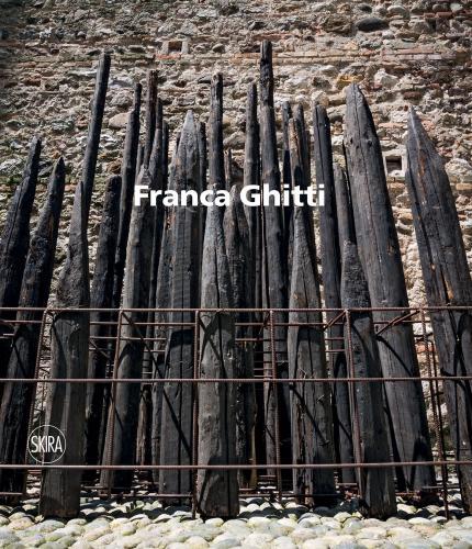 Copertina volume Franca Ghitti, Skira editore, 2016