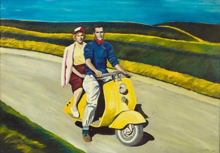 Francesco Gentilini, Lambretta, 1988