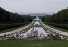 Reggia di Caserta, veduta parco , Irma Bianchi Comunicazione