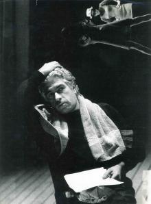 Giorgio Strehler, 1969, © Maria Mulas - Irma Bianchi Comunicazione