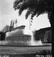 Fontane installate da Aem in occasione della VII Triennale, 1940, Antonio Paoletti - Irma Bianchi Comunicazione