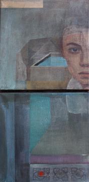 Medencés portré, 2017, Alexandra Nadas - Irma Bianchi Comunicazione