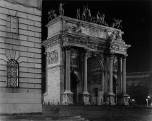 Arco della Pace, 1989, Gabriele Basilico - Irma Bianchi Comunicazione