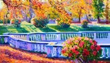 I Giardini della Guastalla e i colori dell'autunno, 2017, Athos Faccincani - Irma Bianchi Comunicazione