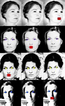 Autoritratto, 1969-1979, © Maria Mulas - Irma Bianchi Comunicazione