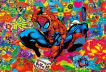Spiderman Reload, 2017, Felipe Cardena - Irma Bianchi Comunicazione