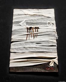 Libro fasciato, 2010 - Collezione Contemporanea Musei Vaticani, Franca Ghitti - Irma Bianchi Comunicazione
