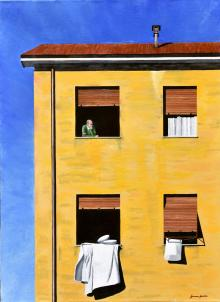 Una domenica mattina, 2003, Francesco Gentilini - Irma Bianchi Comunicazione