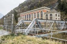 Centrale Idroelettrica di Grosotto, Sondrio, 2016, Francesco Radino - Irma Bianchi Comunicazione