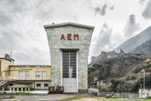 Centrale idroelettrica di Grosio, Sondrio, 2016, Francesco Radino - Irma Bianchi Comunicazione