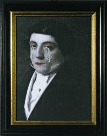 La signora Bruschino, 2006, Francesco Vezzoli - Irma Bianchi Comunicazione