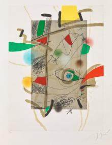 Sans Titre III, 1981, Joan Miró - Irma Bianchi Comunicazione