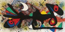 Senza Titolo 2, 1974, Joan Miró - Irma Bianchi Comunicazione