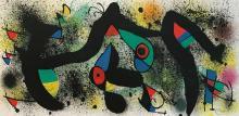 Senza Titolo 3, 1974, Joan Miró - Irma Bianchi Comunicazione