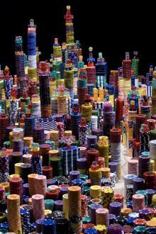 Unreal scene, 2008, particolare, Liu Jianhua - Irma Bianchi Comunicazione