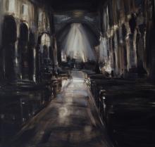 Interno cattedrale, 2010, Tina Sgrò - Irma Bianchi Comunicazione