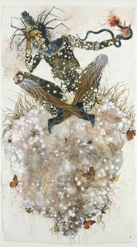 Untitled, 2004, Wangechi Mutu - Irma Bianchi Comunicazione