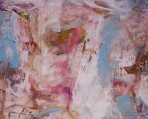 Claus Brunsmann, Pool, 2000, olio su tela, cm 180x160