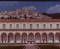 Certosa di San Lorenzo - Padula (Salerno)