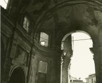 Claudio Emmer, Milano, S. Sisto, post agosto 1943 - ante 1960 © Civico Archivio Fotografico, Milano