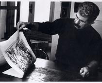 Ritratto di Nino Crociani