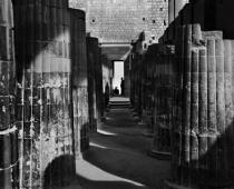 Luca Campigotto, Saqquara, Cairo, 1996, fotografia, cm 110x135