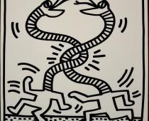 Keith Haring, Senza titolo, 1983