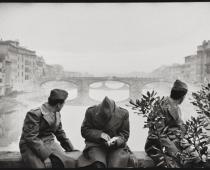 Leonard Freed, Firenze, 1958 ©Leonard Freed - Magnum (Brigitte Freed)