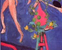 Henri Matisse, La Danza con Nasturtiums, 1912, olio su tela