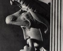 Michelangelo, L'Aurora, fotografia di Aurelio Amendola