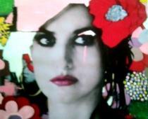 Paolo_Manazza_FACE_Arabesque_Cruz_homage_to_Lichtenstein_through_Almodovar_2012