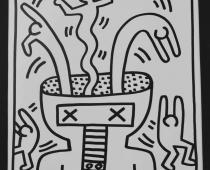 Keith Haring, Senza titolo