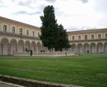 Veduta esterna della Certosa di San Lorenzo